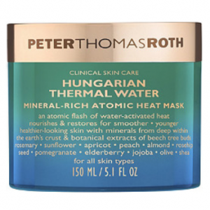 50% Off Peter Thomas Roth Hungarian Thermal Water Mineral-Rich Atomic Heat Mask @ Ulta Beauty