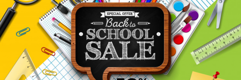 2019 Back-To-School Sales Guide: Supplies list, Dates, Tax Free Weekend, Deals & Promotions