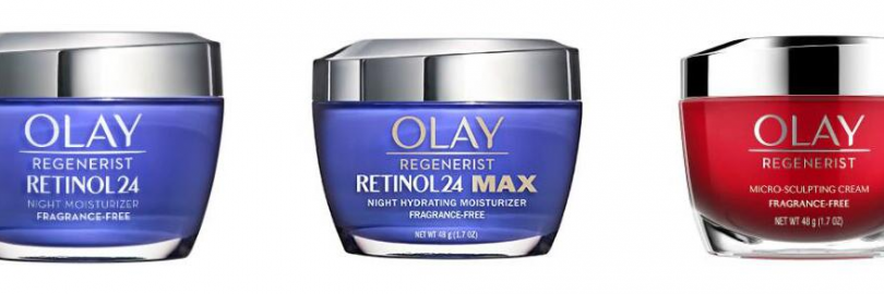 OLAY Retinol 24 vs. OLAY Retinol 24 Max vs. OLAY Regenerist Red Jar: Which Is Best for You?