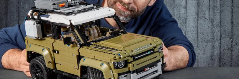 Top 10 of the Most Complicated LEGO Technic Sets to Build for Adults 2021