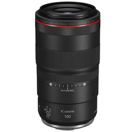 New in - Canon RF 100mm f/2.8 L Macro IS USM Lens for $1399 @Adorama