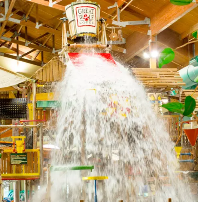Up to 59% off Great Wolf Lodge Sandusky - Sandusky, OH @Groupon