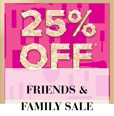 Friends & Family Sitewide Sale @ Too Faced
